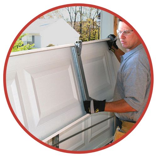Specialized Expert Work on Panel Replacement by The Door Master