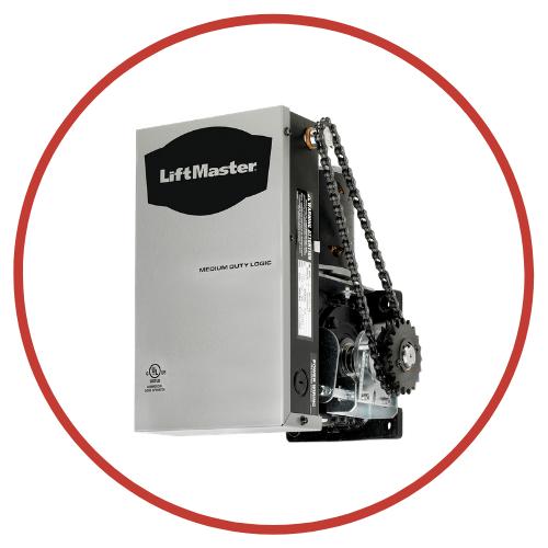 LiftMaster MGJ5011 | Medium-Duty Jackshaft Commercial Garage Door Operator - The Door Master