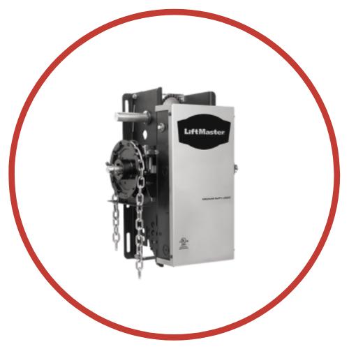 LiftMaster | Medium-Duty Hoist Commercial Garage Door Operator - The Door Master