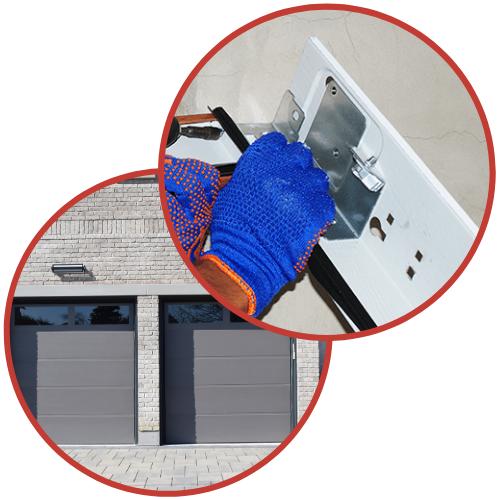 The Door Master, Installation of New Residential Garage Doors