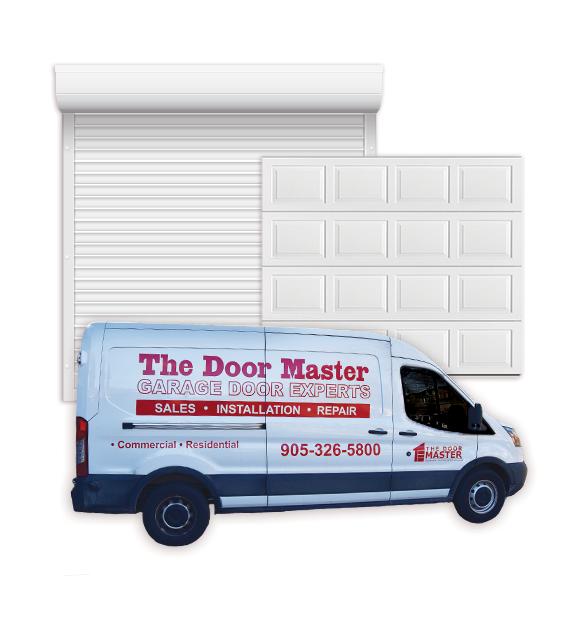 The Door Master Service Vehicle