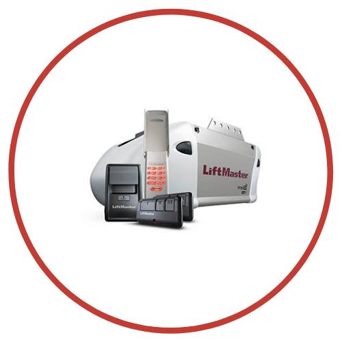 LiftMaster 8365W-267 | Chain Drive Garage Door Opener - The Door Master