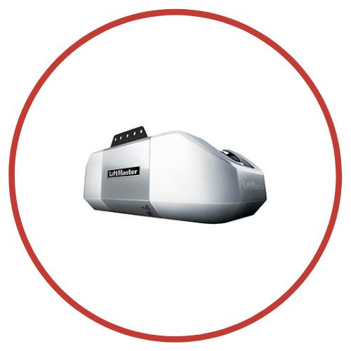 LiftMaster Premium Series 8355W | WiFi Garage Door Opener - The Door Master