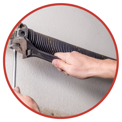 Garage Door Spring Repair by The Door Master