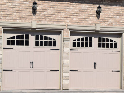 Prepare your garage for spring!