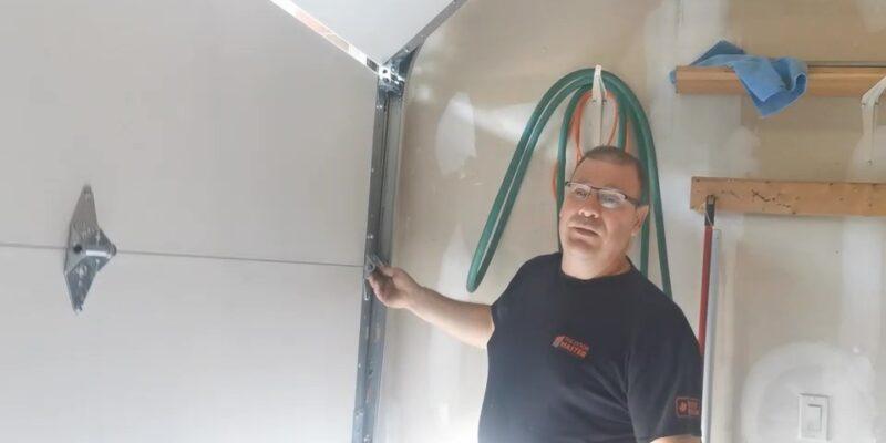 The Door Master DIY- Disengaging the garage door