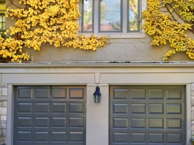 Time for your fall preventative maintenance for your garage door